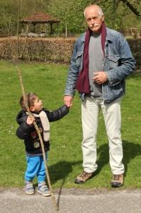 Gerrit met Enzo